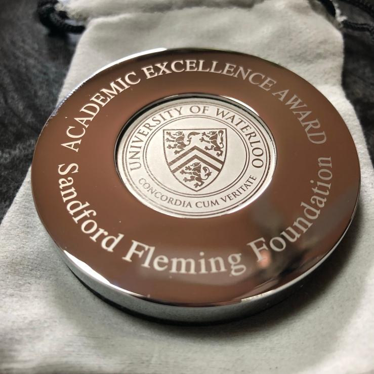 Academic Excellence Award Medal